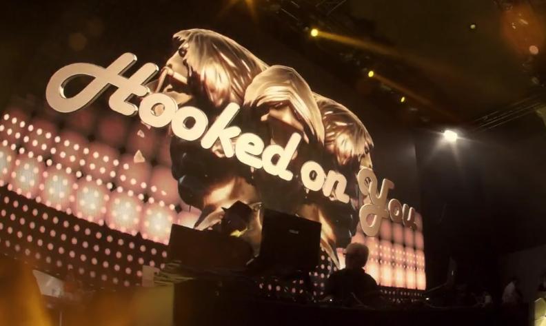 CERRONE / Live Show 2015