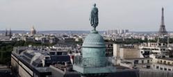 """Article """"Paris Confiné 2020"""" vu dans """"INFLUENCIA"""" Mai 2020"""