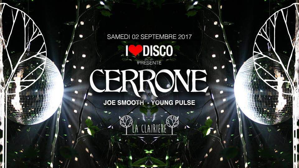 I Love DISCO : L'évènement de la rentrée à La Clairière !