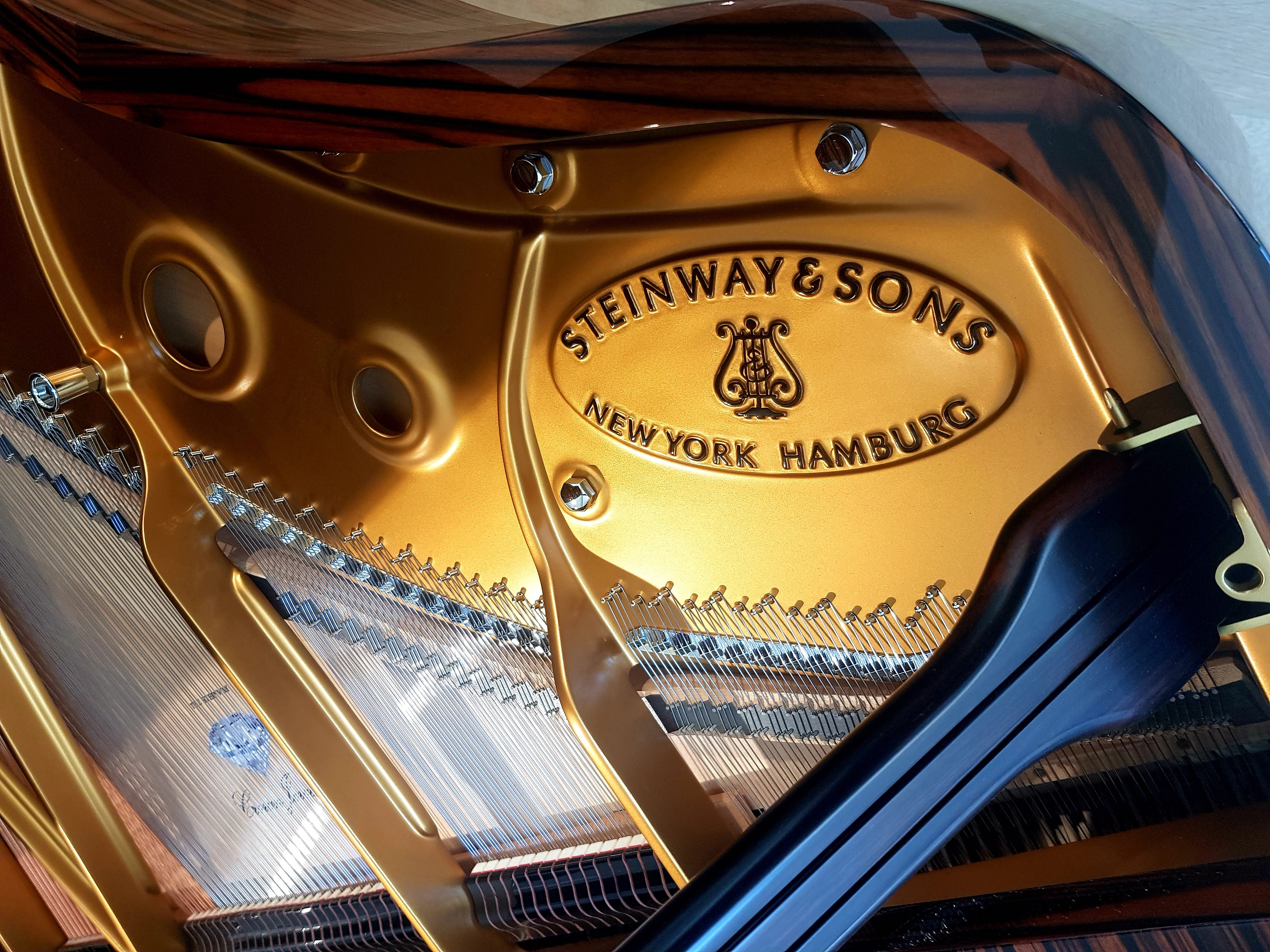 Noël chez Steinway and Sons - 12/12/19