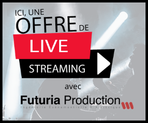 Offre Streaming Live Nomade by Futuria Production