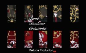 Futuria Production vous souhaite le Meilleur pour 2018 !