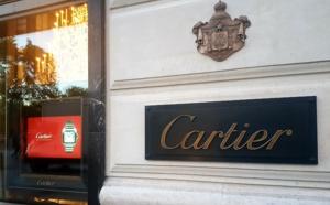 """Clip """"Santos"""" chez CARTIER Champs-Elysées du 06/06/19 au 15/09/19."""