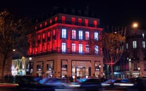 La Fabrique d'écrins chez CARTIER Champs-Elysées jusqu'au 6 Janvier 2019.